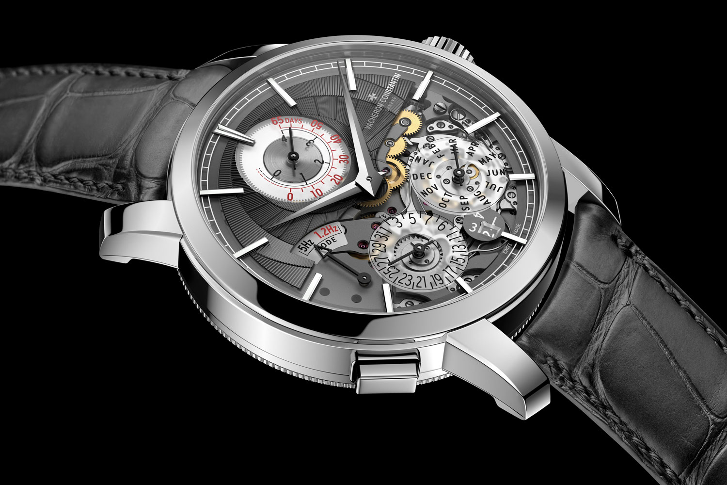 Vacheron Constantin Traditionnelle Twin Beat Perpetual Calendar